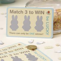 Baby Miffy Scratch Card Trivia (10)